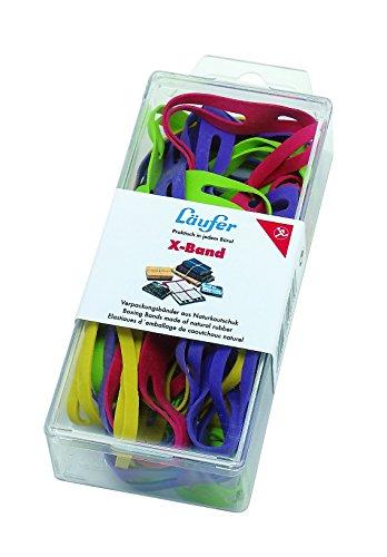 laufer-59074-rondella-x-band-elastische-kreuzbander-gummibander-80-x-11-mm-durchmesser-50-mm-30g-dos