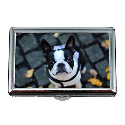 14 Zigaretten Aufbewahrungsbehälter, Halber Hund, Kreditkartenschutz