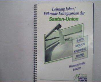 Wintergetreide 1996/97,