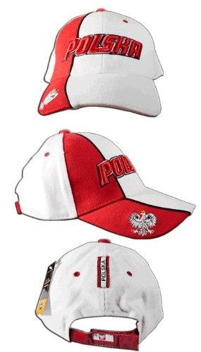 Cap / Kappe Polen Polska, flag