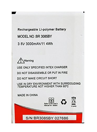 Easy Sales Mobile Battery for Intex Aqua Trend(BR3085BY)