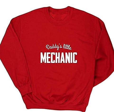 HippoWarehouse - Sweat-shirt - Homme - Rouge - Large