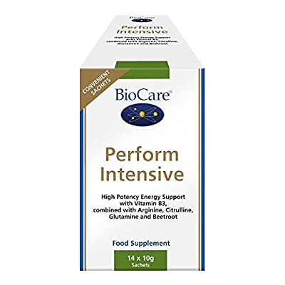 BioCare Perform Intensive Powder Sachets, Pack of 14 by BioCare