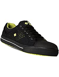 To Work For Cheetah 8A7520 S1+P SRC HRO - Zapatillas de seguridad, talla 40