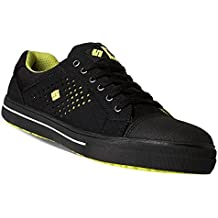 To Work For Cheetah 8A7520 S1+P SRC HRO - Zapatillas de seguridad, talla 44