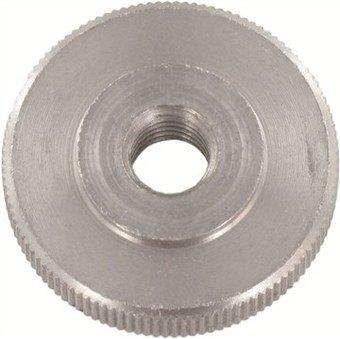 Rändelmuttern, niedrige Form, DIN 467 Edelstahl 1.4305 M 8 mm, Paket â 25 Stück