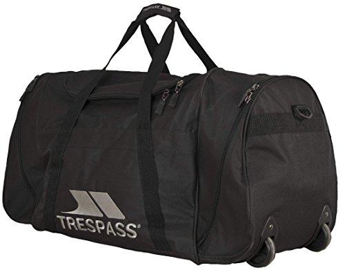 Trespass Trolley-Tasche Pulley, 80 l Black