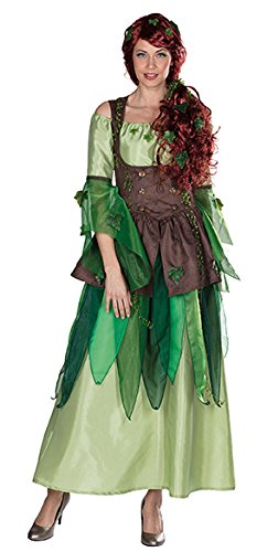 Fairy Für Kleider Erwachsene (Forest Fairy Feen Kleid Märchen Kostüm für)