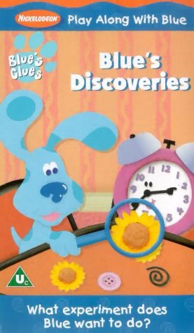 blues-clues-discoveries-vhs