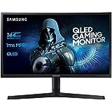"""Samsung C24FG73 LED 23.5"""" Full HD Noir Courbé écran plat de PC - Écrans plats de PC (59,7 cm (23.5""""), 1920 x 1080 pixels, LED, 1 ms, 350 cd/m²) Noir"""