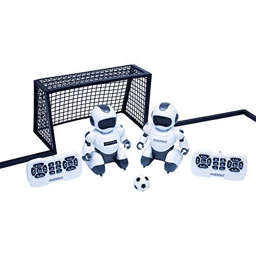 Juguetrónica JUG0324 Soccerbot Arena, Blanco