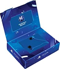 PlayStation Vita Pre-Order Pack - Includes Pair Of Limited Edition Blue PlayStation Earphones and an Exclusive Digital Content Bundle For PS Vita and PlayStation3