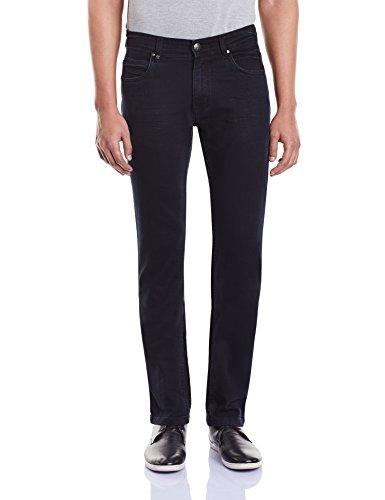 Turtle Men's Slim Jeans (Black) (8907101841353)