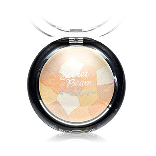Etude House - Secret Beam Highlighter – Mélange Or et Beige - Highlighter Maquillage - Highlighter Poudre
