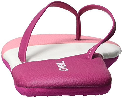 O'Neill FW Modern, Infradito Donna Pink (Beetroot Purple)