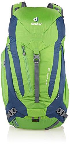 deuter-wanderrucksack-act-trail-mochila-de-senderismo-color-verde-spring-midnight-talla-62-x-29-x-21