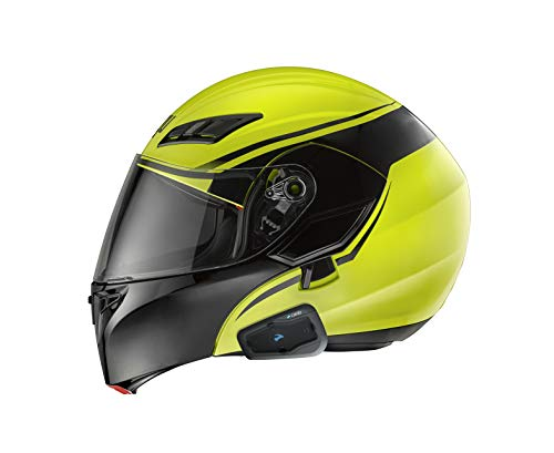 Cardo FREECOM 2 Plus – Motorrad 2-Wege Bluetooth Kommunikationssystem mit HD Audio für Fahrer zu Rider (Doppelpack) - 5
