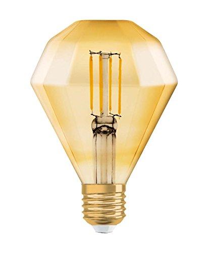 06 Lampe, Sockel: E27, Warm White, 2500 K, 4, 50 W, Ersatz für 40-W-Glühbirne ()