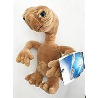 Figura de peluche E.T. El Extraterrestre 17 cm marrón