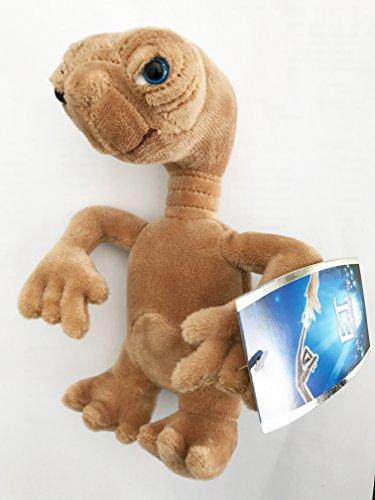 TETE E.T. 463152 Extra-terrestrische Plüschfigur, 15 cm, braun