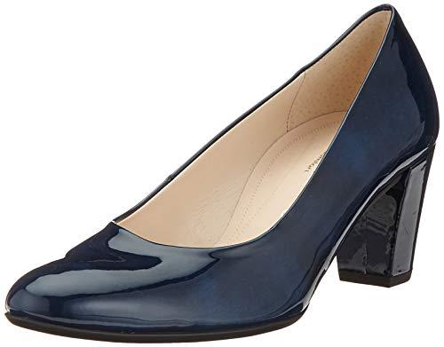Gabor Shoes Damen Comfort Fashion Pumps, Blau (Marine 86), 35.5 EU -