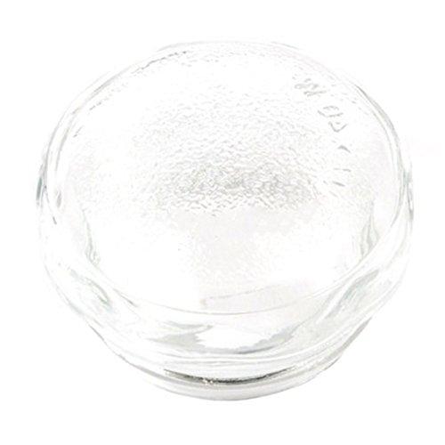 Spares2go cristal lámpara de luz cubierta de lente para Miele H806h809b2/C horno cocina