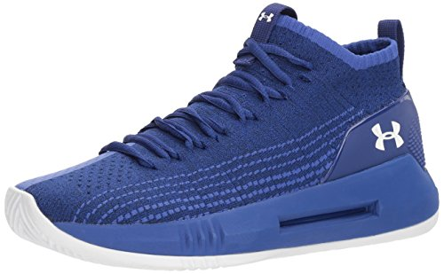 Under Armour Herren UA Heat Seeker Basketballschuhe Blau (Formation Blue 501) 51.5 EU