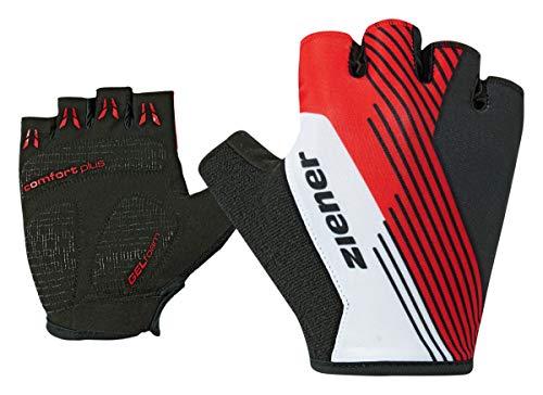 Ziener Herren CRISTOFFER bike glove Fahrrad-/Rennrad-/Radsport-Handschuhe | Kurzfinger - atmungsaktiv/dämpfend