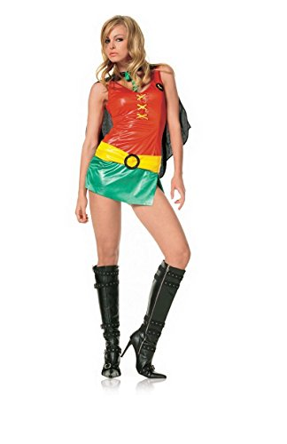 Leg Avenue - Hero Girl Kostüm - S/M - 83185 (Kid Hero Kostüm)