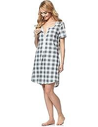 Italian Fashion IF Lactancia Camisón para Mujer Lily 0114