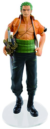 Banpresto One Piece 6.3-Inch Zoro Figure, Dramatic Showcase 3rd Season Volume 1 by Banpresto 1