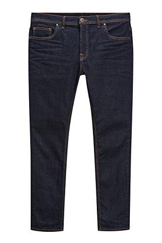 next Herren Stretch-Jeans Skinny Fit Tintendunkelblau