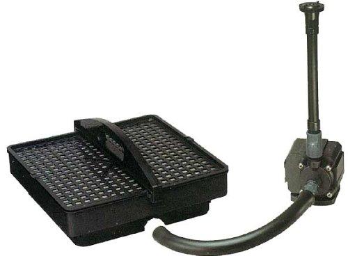 Danner Eugene Teichpumpe und Filter Kit-Black 500 Gallon - 02215-PMK1500 -