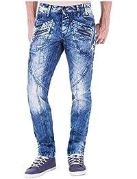 CIPO & BAXX international Denim Homme Jeans Bleu C44006