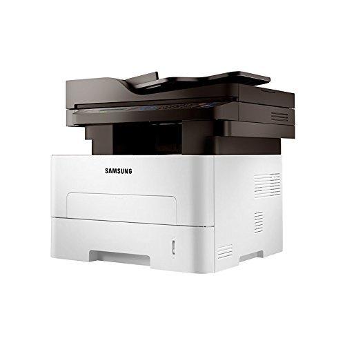 Samsung Xpress M2675F Multifunzione Monocromatica 4 in 1, Bianco/Nero [Italia]