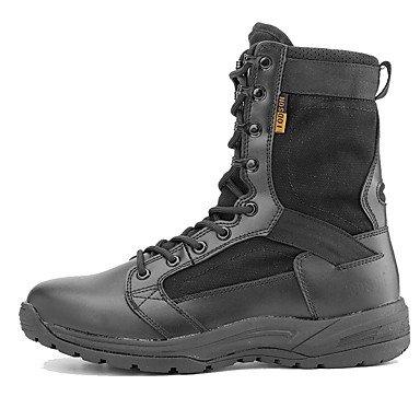 Aemember IDS-831 Caccia scarpe scarpe da trekking Scarpe Casual scarpe alpinista uomini's donne's antiscivolo Rain-Proof umidità Wearable traspirabilità,46 36