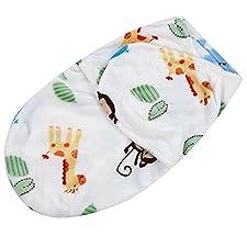 tangbasi Weiche Baby Swaddle Decke Baby Wickeldecke Wrap für Neugeborene