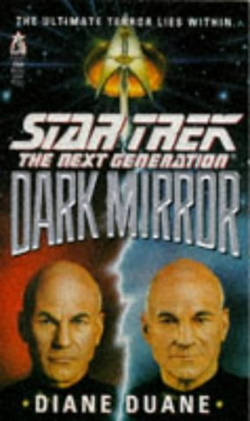 Cover of Dark Mirror (Star Trek: The Next Generation)