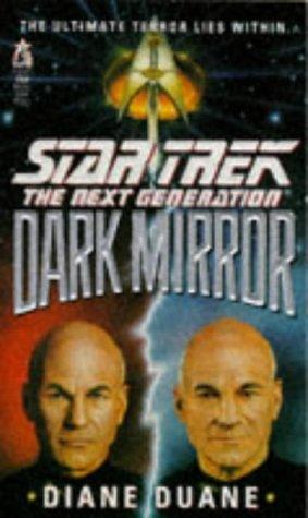 Cover of Dark Mirror (Star Trek: The Next Generation)