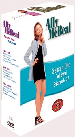 Twentieth Century Fox Ally McBeal: Season 1.2 Collection [3 DVDs]