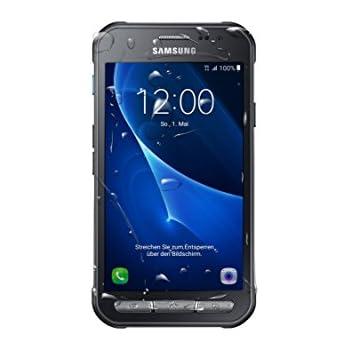 Samsung Galaxy Xcover 3 Smartphone 4,5 Zoll dunkelgrau