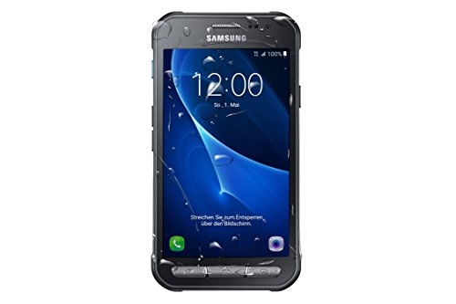 r 3 Smartphone (11,4cm (4,5 Zoll) Touch-Display, 8 GB Speicher, Android 6) dunkelgrau (Samsung Galaxy Handy 3 Cover)