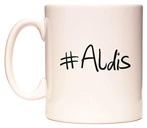 #Aldis Becher von WeDoMugs