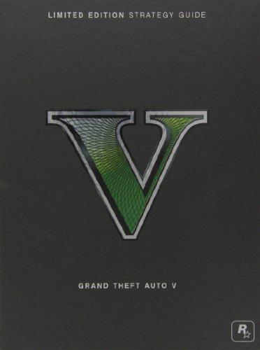 Guía Grand Theft Auto V - Edición Limitada