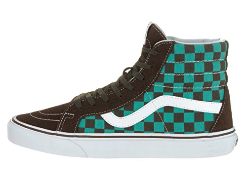 Vans Unisex-Erwachsene Sk8-Hi Reissue High-Top (50th) checkerb
