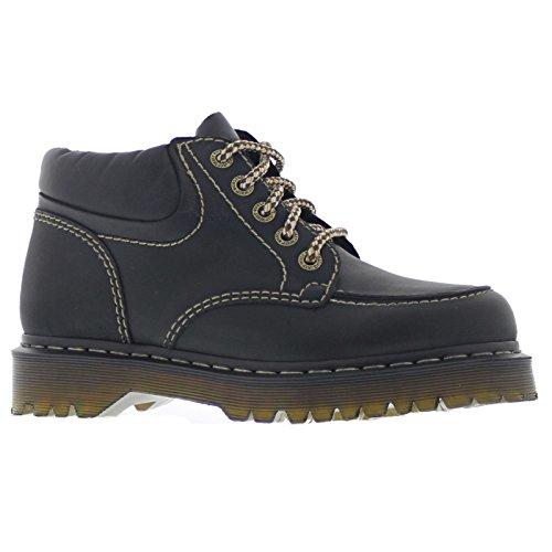 Dr.Martens Mens Pilloy Leather Boots Black