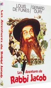Bild von Les Aventures de Rabbi Jacob - Édition Collector 2 DVD [FR Import]