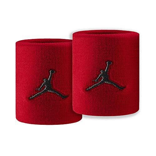 Nike Jumpman Wristband Polsiera Unisex per Adulti Multicolore Taglia Unica