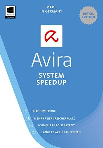 Avira System Speedup 2017 [1 Gerät / 1 Jahr]