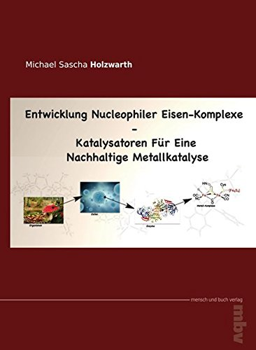 Entwicklung nukleophiler Eisen-Komplexe: Katalysatoren für eine nachhaltige Metallkatalyse (Eisen-transfers)